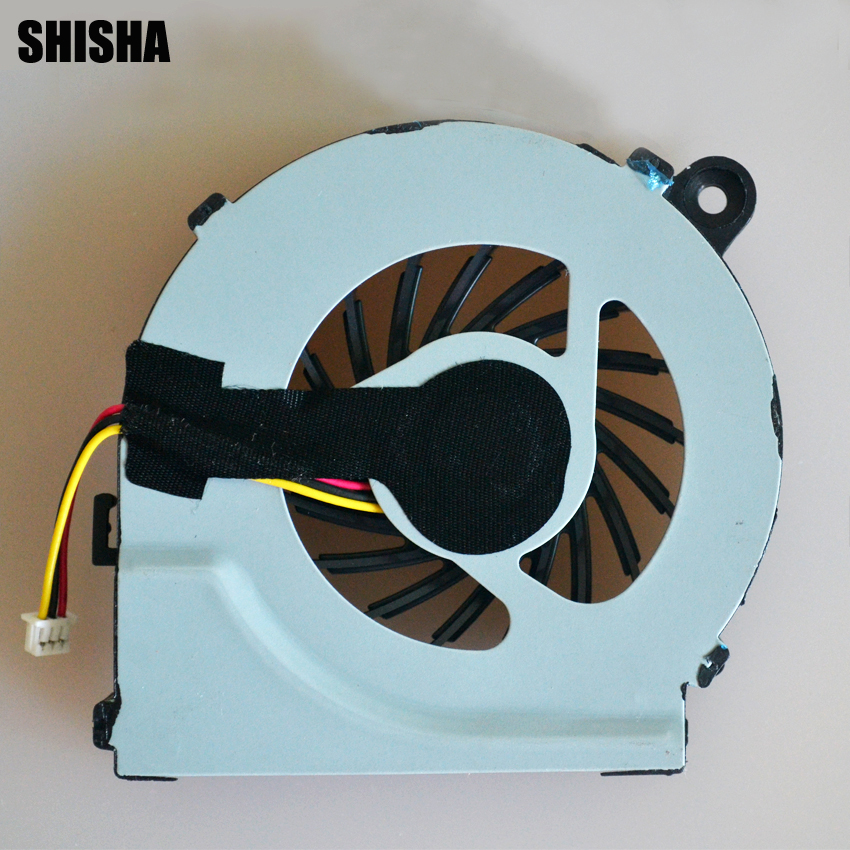 цены Shisha Brand new G62 CQ42 cooler for HP Pavilion CQ62 G4 Q72C cpu cooling fan G4-1017TU G4-1012TX G4-1000 G42 G6 laptop fan