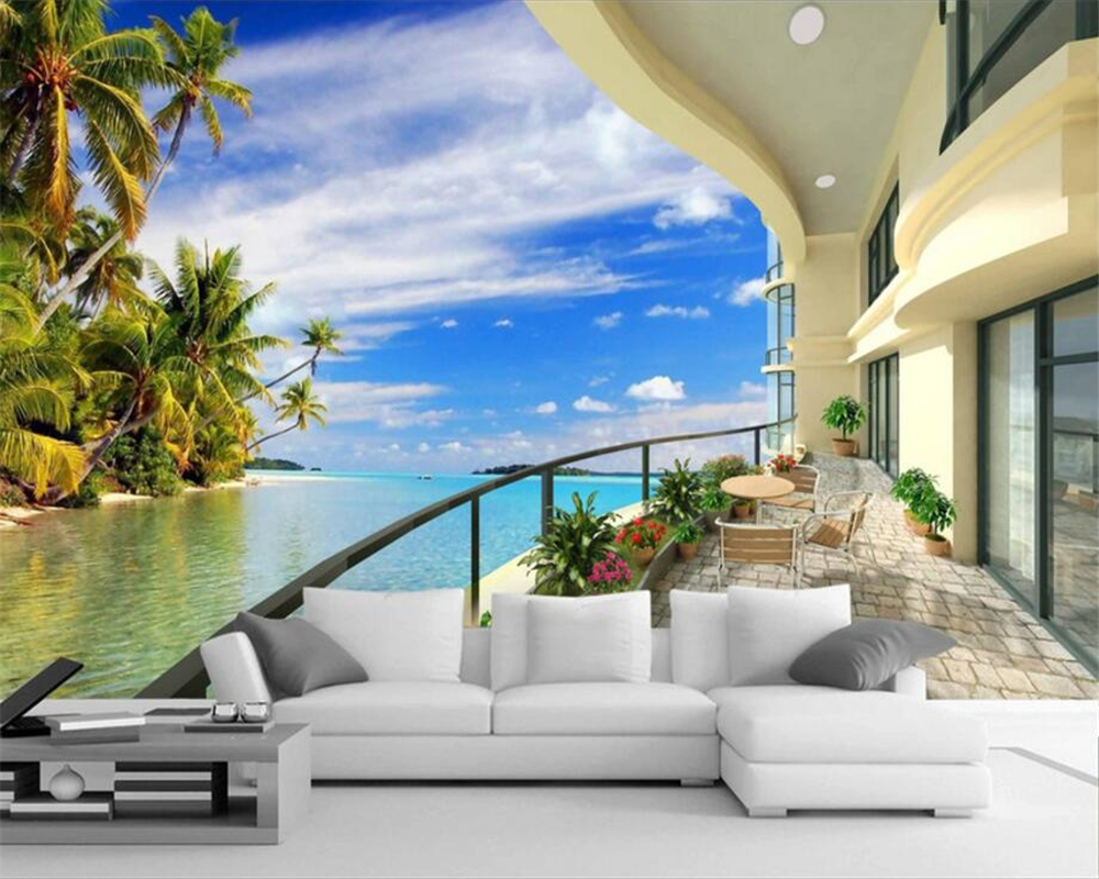 Beibehang Custom Photo Wall Mural 3d Wallpaper Luxury: Beibehang Custom Wallpaper Living Room Bedroom Mural