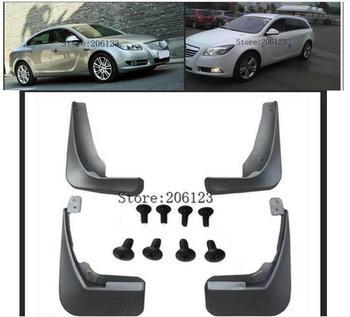 Para Vauxhall Opel Insignia 2008-2016 Mudflaps Respingo Guardas Mud Flap Mudguards 2009 2010 2011 2012 2013 2014 2015 mud Flaps