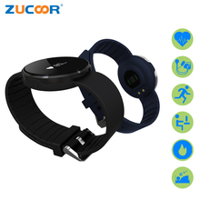 Смарт-часы браслет Приборы для измерения артериального давления V06S сердечного ритма Мониторы Водонепроницаемый браслет bluetooth Группа Smartband Pulso для Для мужчин Для женщин