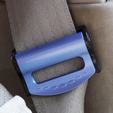 New Car Safety Belt Clips Vehicle Seat Belt Buckle Safe Stopper Belts Clippings for Autos Need Accessories 2pcs