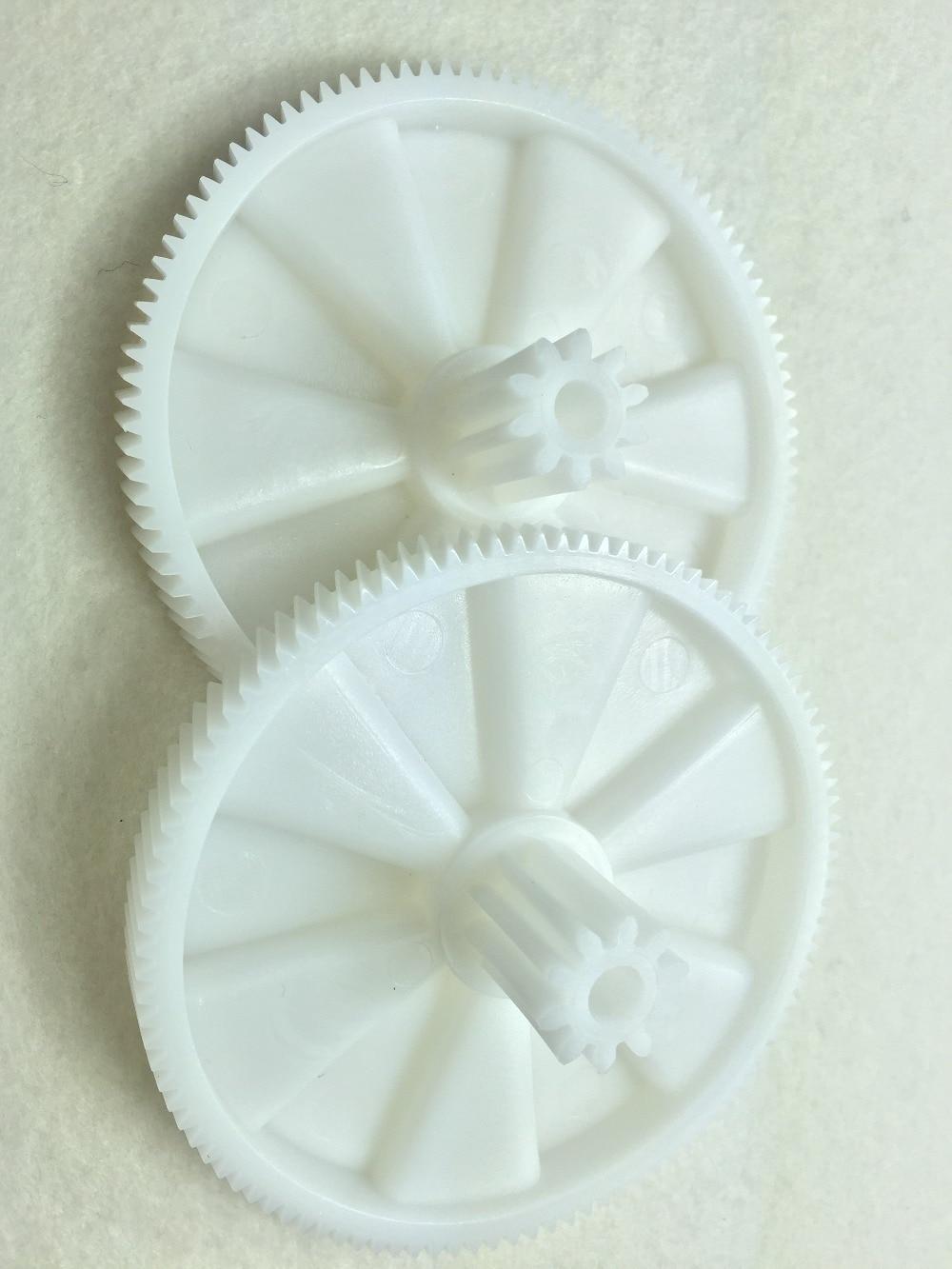 2piece Kenwood Meat Grinder Parts Gear Plastic Gear Fit MG300 400/450/470/500/510/511/515/516/517/520,PG500/520 DELONGHI KMG1200