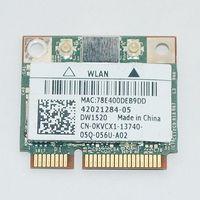 DW1520 Dual band BCM943224HMS 300 Mbps Wireless-n Wifi 802.11n Hälfte Mini Pci-e-karte Für Dell WLAN Netzwerk 11z 1320 1370 1450 1569