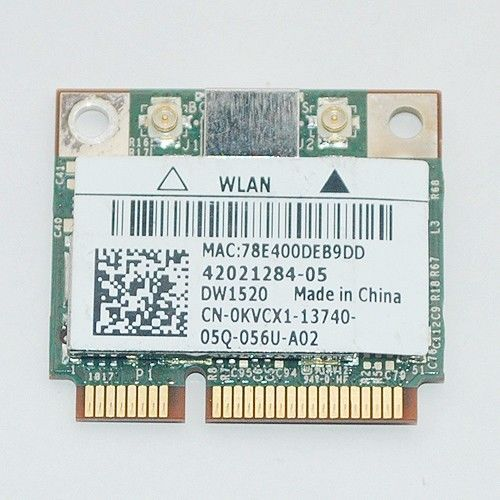 DW1520 WIRELESS CARD DRIVER DOWNLOAD