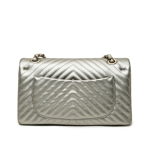 Image 3 - Brand  Female 2020 New Handbags Chevrons Fashion Chain Shoulder Bag Messenger Bag Cover Small Square Package luis vuiton gg bag