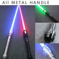 Luke Black Series Skywalker LightSaber Jedi Blue Vader Sword 100cm Electronic toy Light can be a slight collision