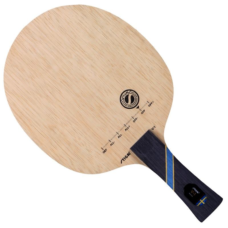 Stiga V1 Table Tennis Racket Professional Ping Pong Blade Pingpong Bat