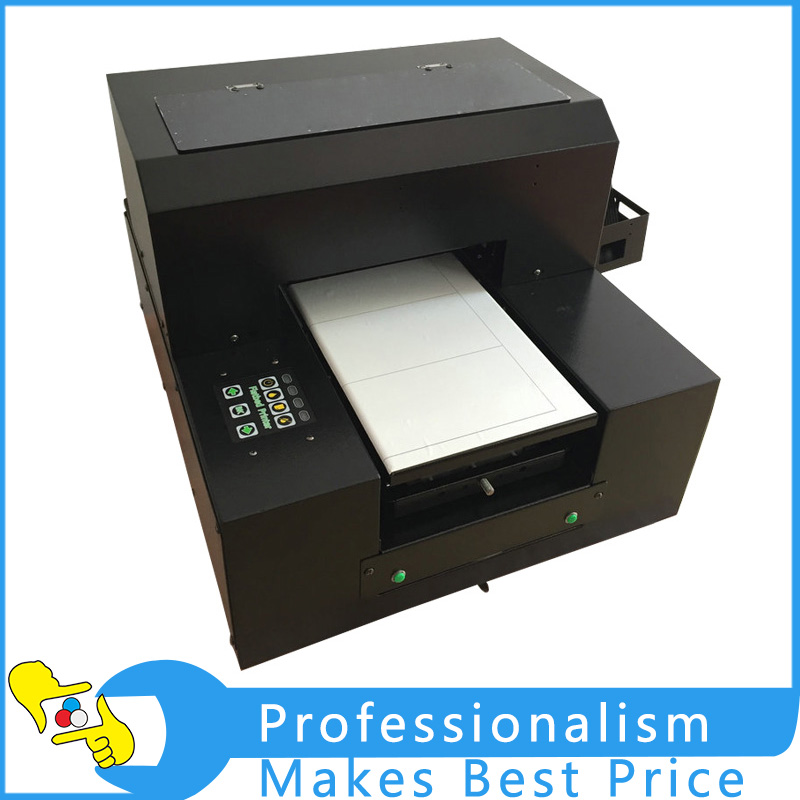 110-220V UV Tablet Printer Phone Shell Printer A4 UV Relief Business Equipment 3D inkjet LED UV printer 4mm 3mm uv printer tube uv ink tube printer uv tube for epson stylus pro 4800 4880 7800 9800 uv printer 50m