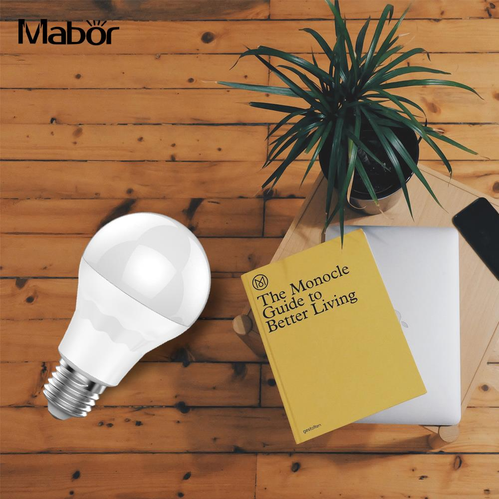 Lamp Decoration LED Bulb Smart Android IOS Phone Control Super Bright Study Living Room Light