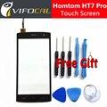 Homtom HT7 Pro tela de toque + Ferramentas Gift Set 100% Original painel de Digitador de vidro Substituição Conjunto da tela para o telefone móvel