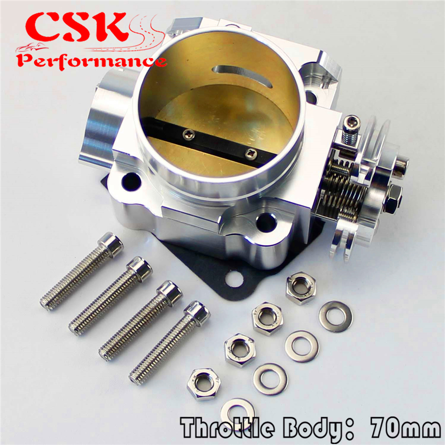 For Mitsubishi Lancer 4G63 EVO 1 2 3 Turbo S90 Throttle Body 70MM 1992 1995