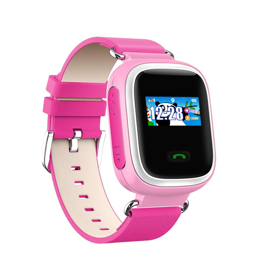 Hq Anti Lost Gps Tracker Watch For Kids Sos Emergency Gsm