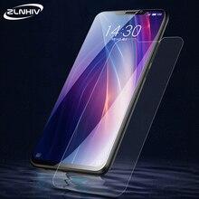 X8 ZLNHIV 9H para meizu vidro de proteção para meizu pro 6 plus pro 7 plus x8 telefone filme protetor de tela de vidro temperado smartphones
