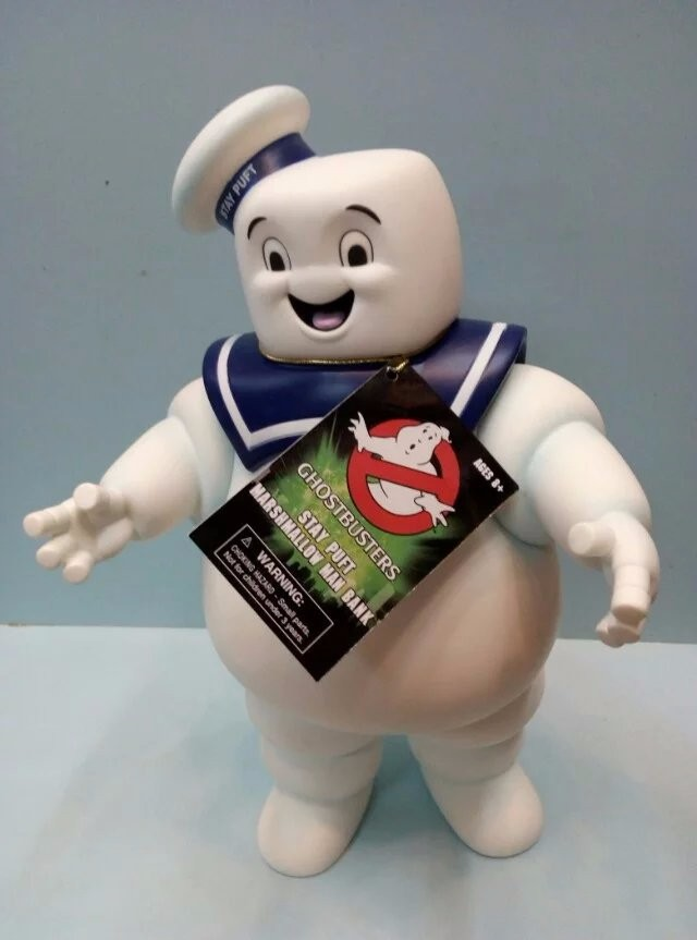 Ghostbusters Stay Puft Marshmallow Man Columbia Pictures |Puft Marshmallow Man