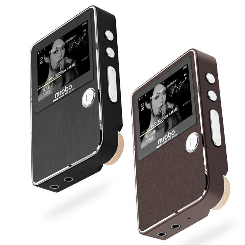 Original HIFI Music Player High Quality Mini Sports MP3 Player Lossless music personal stereo Walkman Support