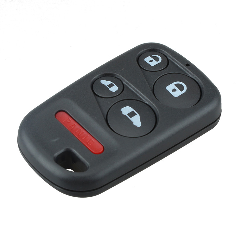 5Buttons Car Key Repalcement Case Key Keyless Entry Remote Key Fob Shell For HONDA Odyssey 2005 2010 PG216A Case Covers-in Car Key from Automobiles & Motorcycles