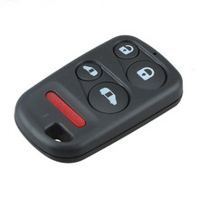 5Buttons Car Key Repalcement Case Keyless Entry Remote Fob Shell For HONDA Odyssey 2005-2010 PG216A Covers