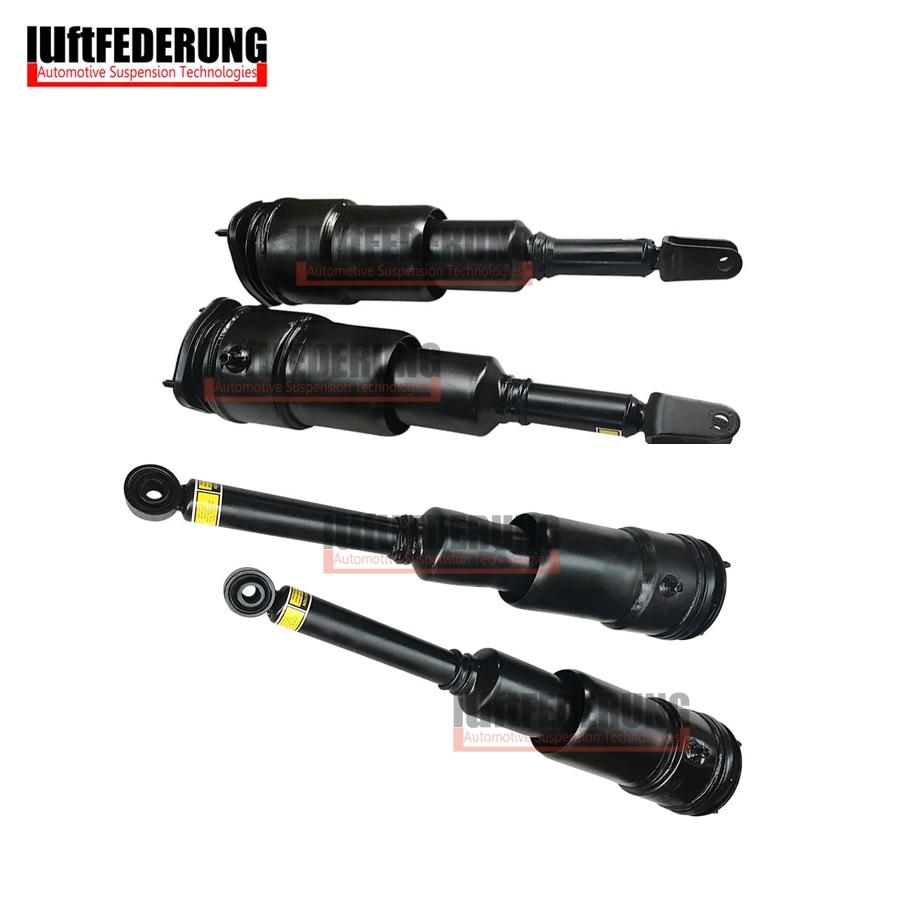 Luftfederung 4PCS Front  Air Spring Rear Suspension Air Ride Fit Lexus Toyota LS460L 408050200(50201) (48080)4809050163