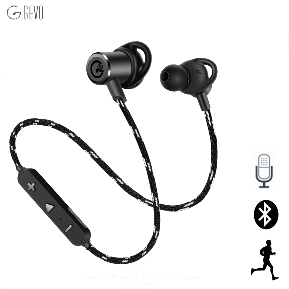 buy gevo gv 18bt wireless in ear earphone. Black Bedroom Furniture Sets. Home Design Ideas