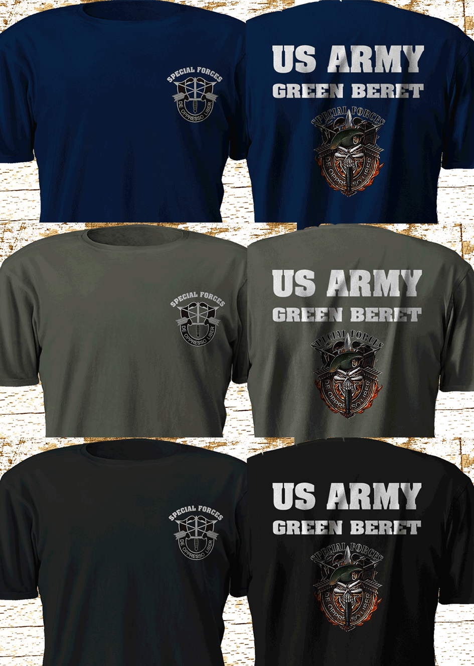 GUATEMALA ARMY KAIBIL SPECIAL FORCES Men/'s T Shirt  USA Size