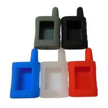 5 цветов для Scher-Khan Magicar A/B силиконовый чехол для двусторонней автосигнализации Scher Khan A/B ЖК-пульт дистанционного управления