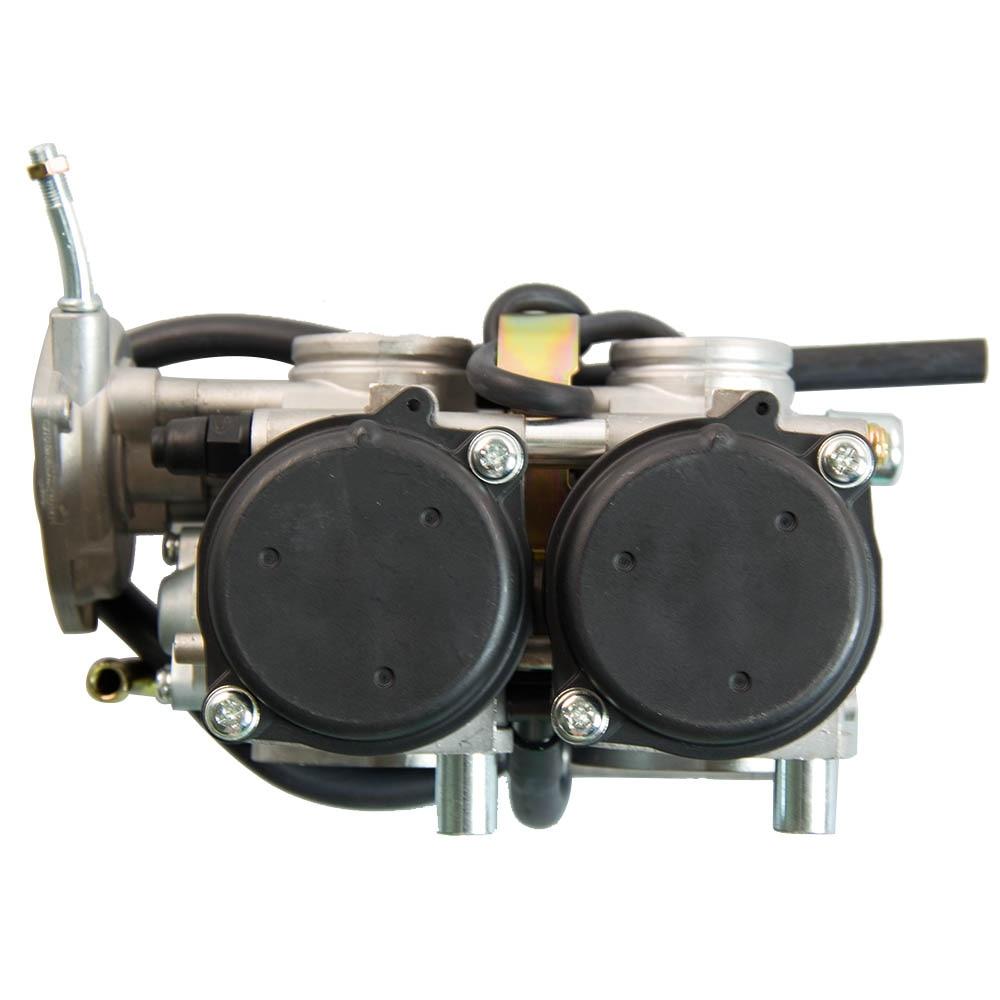 Carburador para YAMAHA RAPTOR 660 2001 2002 2003 2004 2005 YFM 01 05 CARB Tampa Da Base Parafuso Grampo de Cabo base de Junta de Borracha do acelerador - 3