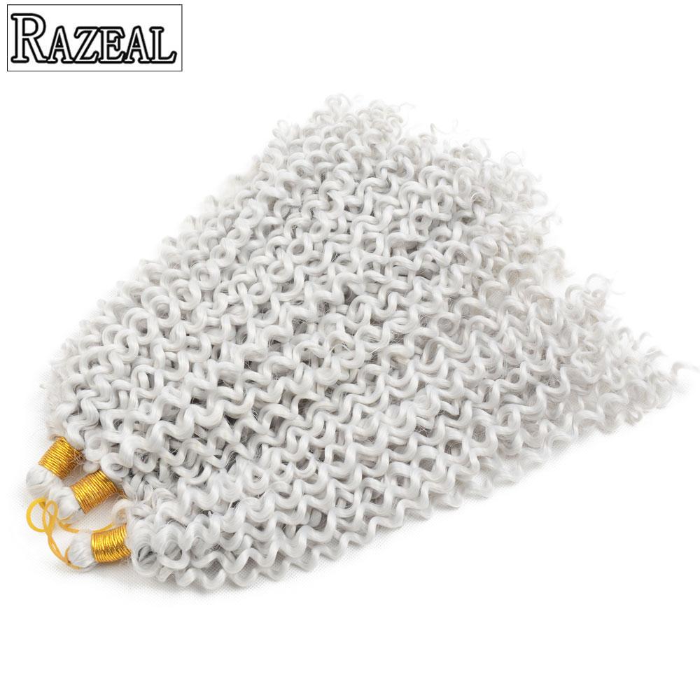 Razeal πλέκω πλεξούδα μαλλιών - Συνθετικά μαλλιά - Φωτογραφία 4