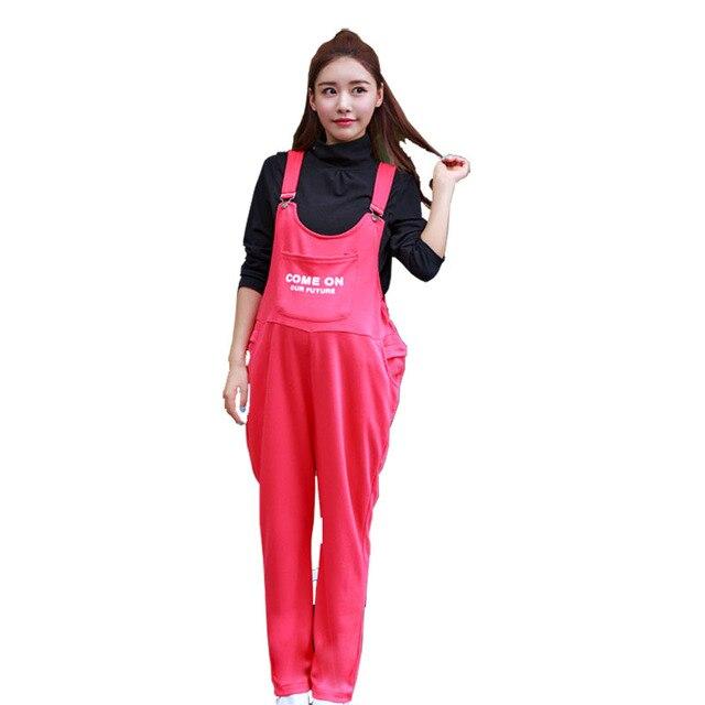 2016 новое прибытие материнства комбинезоны одежда для беременных комбинезоны для беременных матерей женщины беременные штаны материнства pantsB0062