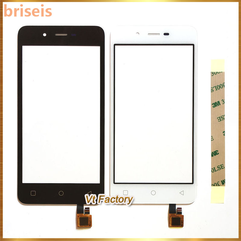 US $3 51 5% OFF|briseis Sensor Touch Panel For Micromax Canvas Spark Q380  Touch Screen Digitizer Replacement Parts External Screen Touchscreen-in