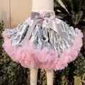 Frete grátis devaneio arco criança crianças meninas saia princesa tutu saias PETS-167