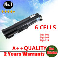 WHOLESALE New 6CELLS laptop battery for HASEE A410 A430 K480 CQB901 CQB904 SQU-902 SQU-904 SQU-914  916T2017F Free shipping