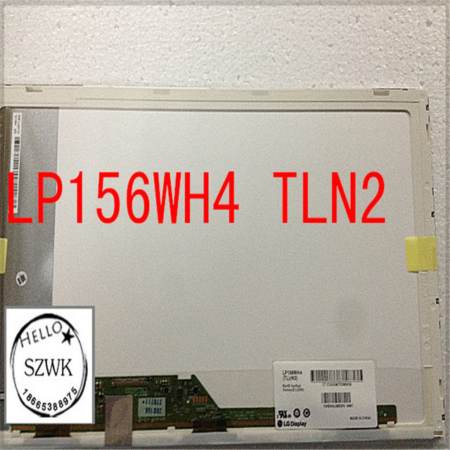 "15.6 "" Laptop screen LED LP156WH4 LP156WH2 B156XW02 CLAA156WA11A CLAA156WB11A pantalla HT156WXB-100 WXGA HD"
