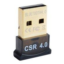 USB 2.0 Bluetooth 4.0 CSR V4.0 Dongle Adapter EDR USB Buletooth Receiver For PC Laptop Win XP/V/7/8/10 Headset Raspberry Pi 2