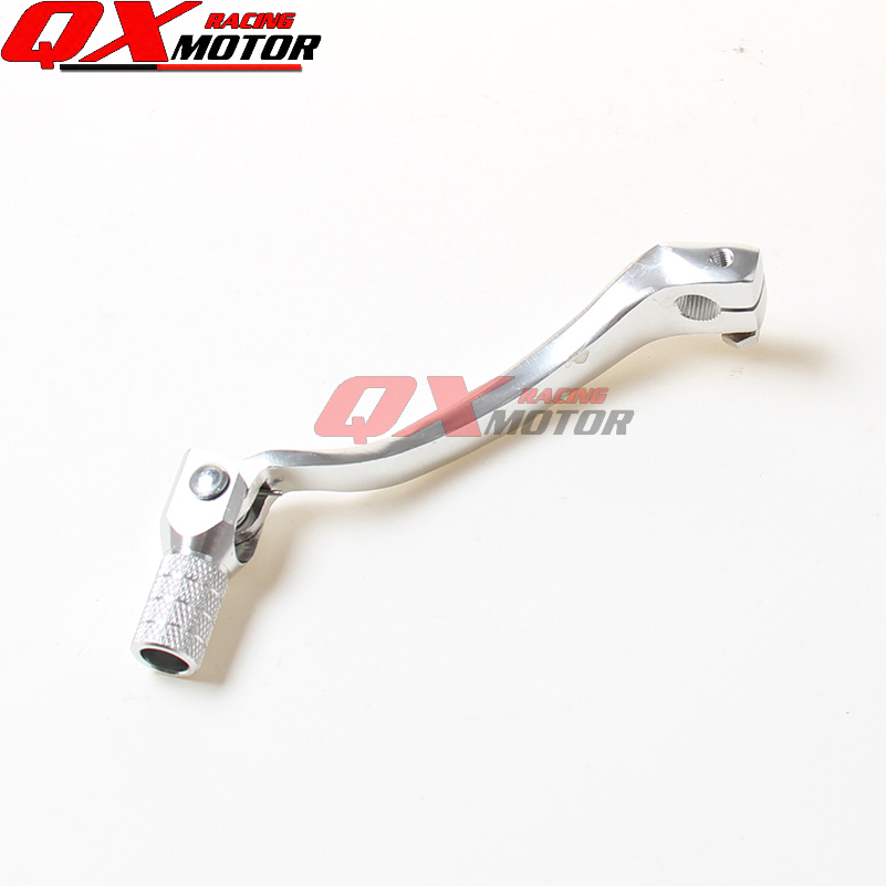 Aluminum Folding Shifter Shift Lever For ZS177MM Engine NC250 KAYO T6 BSE J5 Xmotos NC 250cc Dirt bike