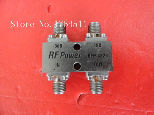 [BELLA] RF POWER RFP-4228 2-3GHz Coup:3dB Supply Bridge SMA