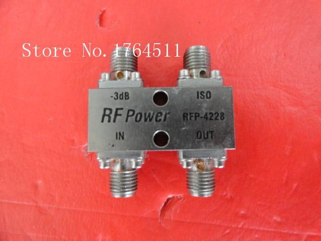 [BELLA] RF POWER RFP-4228 2-3GHz Coup:3dB Supply Bridge SMA