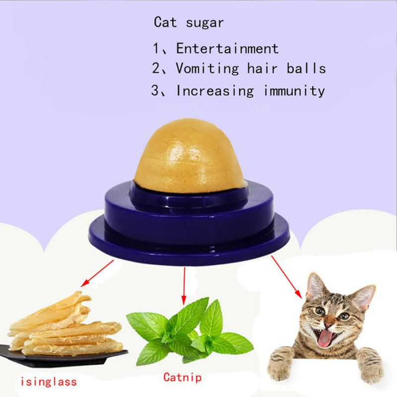 Catnip Sugar Ball