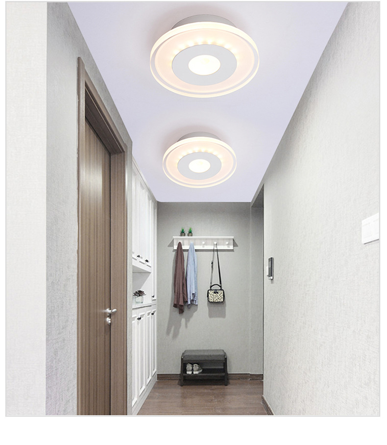 Round Bedroom Ceiling Bedroom Feature Wall Paint Ideas Bedroom Decorating Ideas Teenage Guys Lcd Cabinet Designs Bedroom: GLW Modern Round Bedside LED Wall Light Sconces Simple