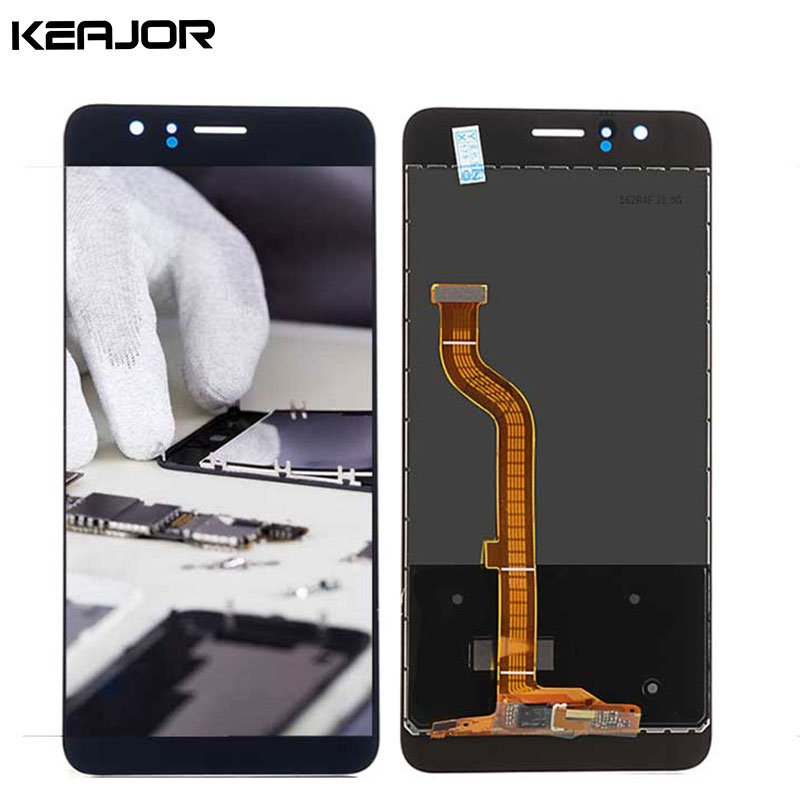 LCD Screen For Huawei Honor 8 New High Quality Replacement Accessories LCD Display Touch Screen For