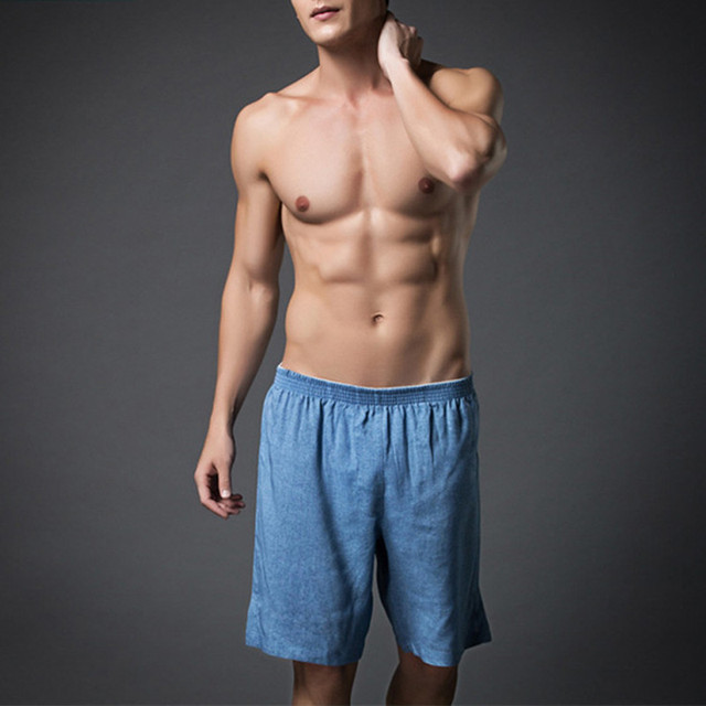Nouveau Hommes Sheer Pyjama Soie Bas Nuit Mesh Ft138 Air Casual Pyjamas Pantalon Plus De Style Dans Sommeil Satin 3Rj5qL4A