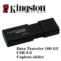 Kingston usb 3.0 flash pen drive pendrive palillo 8 gb 16 gb 32 gb 64 gb marca caneta de memoria mini usb pen drive memory stick conductor