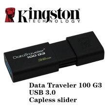Kingston usb 3.0 flash pen drive флешки палку 8 ГБ 16 ГБ 32 ГБ 64 ГБ бренд memoria mini usb pen-накопитель caneta memory stick водитель
