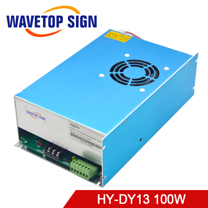 HY-DY13 CO2 laser Power Supply 100W for W4/Z4/S4 Reci Co2 Laser Driver Engraving Cutting Machine cloudray dy13 co2 laser power supply for reci z4 w4 s4 co2 laser tube engraving cutting machine