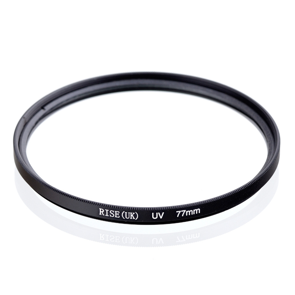 77mm Ultra-Violet UV lens Filter Protector for Nikon Canon Sony Pentax Sigma OM - Free Shipping nisi 77mm pro uv ultra violet professional lens filter protector for nikon canon sony olympus camera