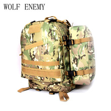 Genuine 1000D CORDURA Waterproof Nylon 3D Hydration Tactical Army Backpack Military Bag Outdoor Hunting Backpack Bags
