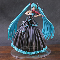 Character Vocal Series 01 Hatsune Miku Symphony 2017 Ver. 1/8 Scale PVC Figure Collectible Model Toy