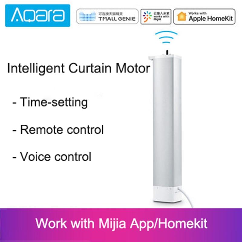 Xiaomi Aqara Curtain Controller Intelligent Smart Curtain Motor ZiGBee Version Smart Home Mi Home Smarphone APP