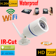 ip camera 720p wifi cctv security system waterproof wireless weatherproof outdoor infrared mini camaras de seguridad micro cam