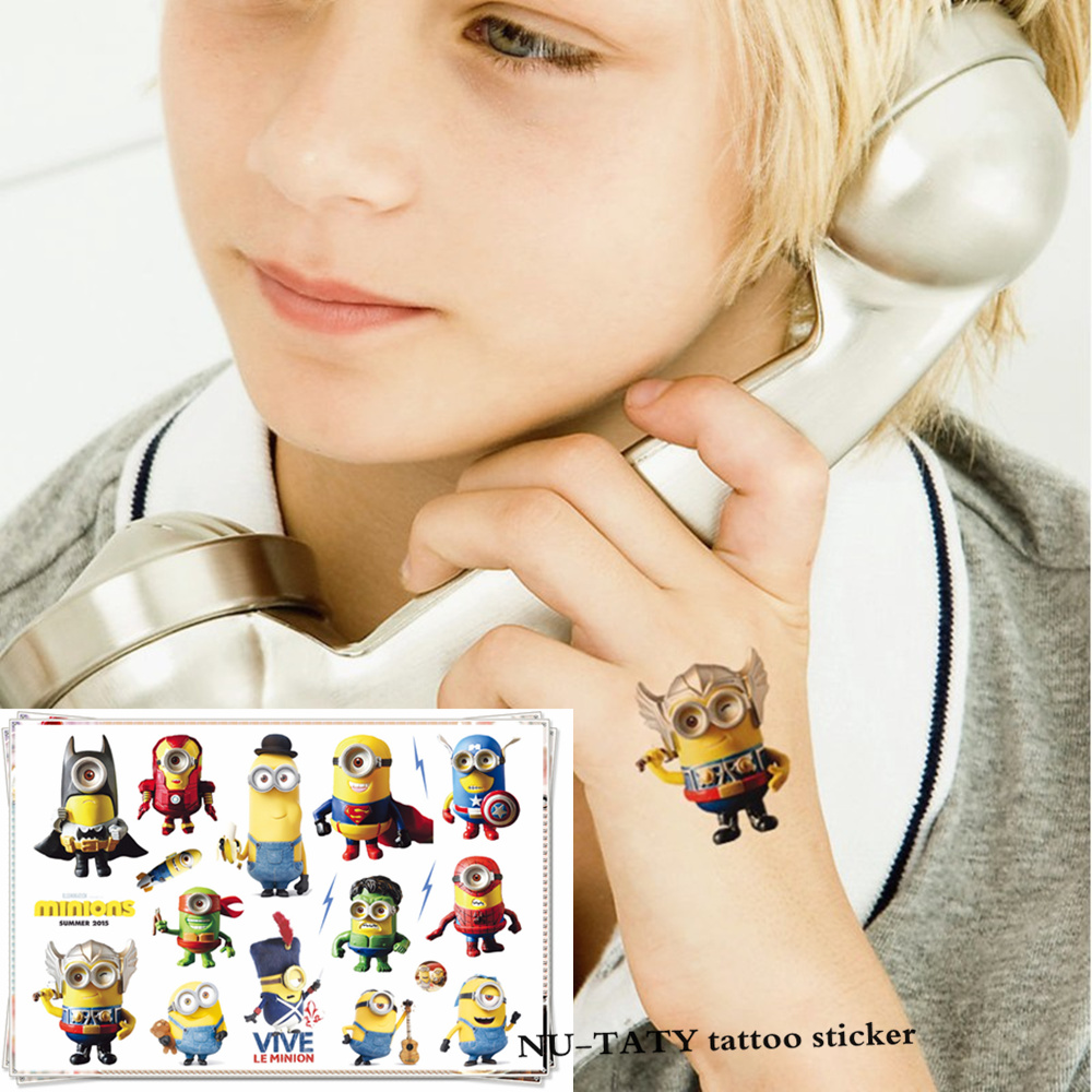 Online buy wholesale kids temporary tattoo from china kids for Wholesale temporary tattoos