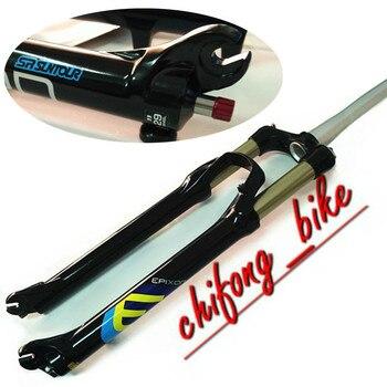 "Suntour EPIXON MTB 26 ""27.5"" 650B Bike Bicyle gabel 140mm/120mm Reise 9mm QR kegel Rohr Manuelle Fernbedienung"